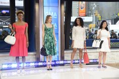 Spring Into Savings With Top Fashion Trends for Under $100 from Lucky Magazine's Eva Chen - http://abcn.ws/1iDHAQY