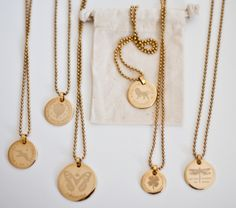want one of these necklaces by emersonmade - just never pulled the trigger then they were gone.