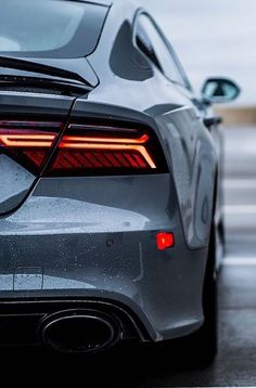 Nardo Grey RS7