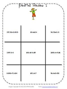 math worksheet : decimal decimals worksheets and worksheets on pinterest : Decimal Computation Worksheet