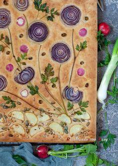 Savoury Baking, Bread Baking, How To Make Bread, Food To Make, Pretzel Roll Recipe, Bread Art, Creation Deco, Vegan Appetizers, Slow Food