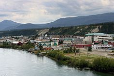 Whitehorse is the Territory Capital City of Yukon, Canada. Beautiful Places To Visit, Great Places, Places Around The World, Around The Worlds, Yukon Quest, Yukon River, Alaska Highway, Northern Canada, Yukon Territory
