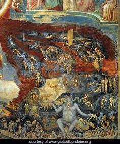 Last Judgment (detail 10) 1306 - Giotto Di Bondone  ✏✏✏✏✏✏✏✏✏✏✏✏✏✏✏✏ IDEE CADEAU   ☞ http://gabyfeeriefr.tumblr.com/archive .....................................................   CUTE GIFT IDEA  ☞ http://frenchvintagejewelryen.tumblr.com/archive   ✏✏✏✏✏✏✏✏✏✏✏✏✏✏✏✏