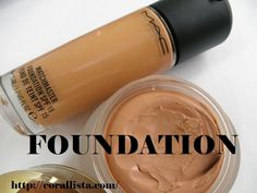 Base Makeup Basics : Foundation