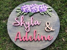 A personal favorite from my Etsy shop https://www.etsy.com/listing/605778053/16-custom-hydrangeas-floral-arch-sign