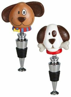 "Life with a Dog,Wine Stopper,Metal and Polystone,3x5.3x1.6 Inches,Assorted 2 by Cypress Home. $29.99. Hand wash only. The size is: 3""x5.3""x1.6"". Assorted 2. Metal and Polystone. Packaged in a gift box. Don't let your good wines go bad! Save them for later with this stunning winestopper, that is sure to turn heads."