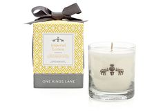 2nd Floor / In The Chanell Bedroom / 8.4 oz Candle, Imperial Lemon on OneKingsLane.com