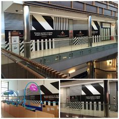 #ViniloImpresión CMYK, instalación 'onsite' @ParcCentralTGN,150m2 instalado en 1 día