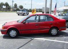 Toyota Tercel DX '95 For Sale in Florida — $1790