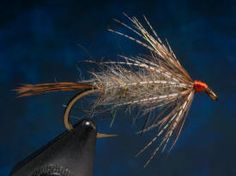 Double Soft-Hackle with partridge feathers