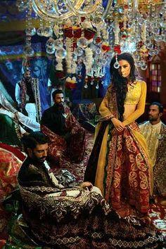 Pakistani Fashion Designer Ali Xeeshan