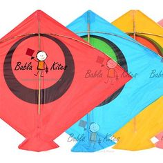 40 Multi Color Indian Chand Gulla Cheel Kites  + Free Shipping India +  ₹699.00