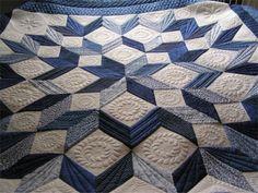 CarpenterStar-BrokenStar 002-1.jpg - Quilts by Cheryl Ann - Gallery - MQR Forums
