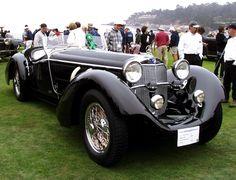 Mercedes-Benz SS Roadster 1930