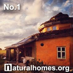 Natural Homes, the world of Natural Building and Natural Living