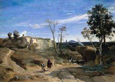 Maestros del paisaje: Camille Corot - TrianartsTrianarts