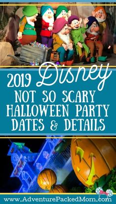 Disney World's 2019 party dates & tickets for Mickey's Not So Scary Halloween Party are now available. Get details to plan a spook-tacular visit to WDW this fall!