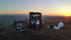 Camping with Baggage Land Rover Discovery, Jeep, Camping, Baggage, Offroad, Instagram Posts, Nature, Travel, Campsite