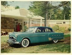 1952 Packard Patrician 400