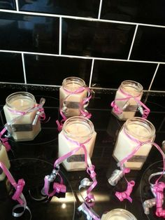 Soya wax candles £5.00 each or 3 for £12.00