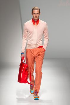 Salvatore Ferragamo Spring / Summer 2013 men