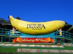 the big banana   coffs harbour   nsw   australia