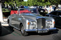 classic bentley | Cars and Coffee Irvine – A Car Show of Amazing Super Cars and Rare ...