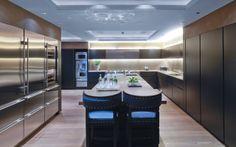 Minotti Cucine kitchen, Hampstead