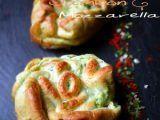 Recette Fondant de courgette, jambon et mozzarella (1.5 pts ww)