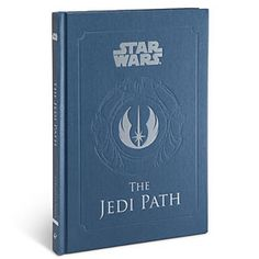 "Star Wars: The Jedi Path - Jedi Training Manual. Straight from the Jedi Temple! THE ancient training manual used by the Jedi. ""Handwritten"" annotations from various Jedi and Sith. You can't be a real Jedi unless you train from this book Star Wars Books, Gadgets, The Force Is Strong, Star Wars Jedi, Star War 3, Death Star, Star Wars Party, Love Stars, Geek Out"
