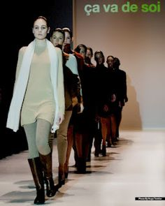 Ca Va de Soi Fashion Show at Montreal Fashion Week