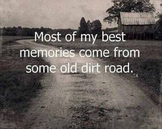 Southern style memories