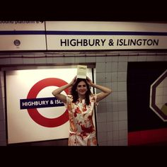 Highbury & Islington. Underground, overground.