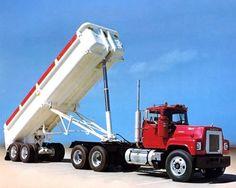 1978 Clement Mack Truck Trailer Factory Photo c3643-J91QAF