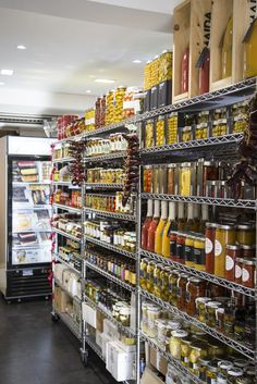 Epicerie fine | American Gourmet has been and still is the pioneer in St Barth in quality and high end food products imported from all over the world | Yummy - Food - Drinks - Gastronomy