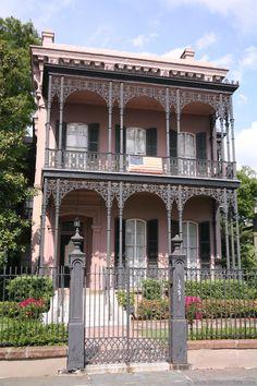 Morris House, Garden District