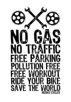 Why we cycle  #bike #cycling