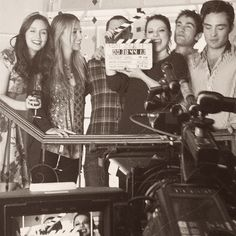 Gossip Girl, that's a wrap on the final episode