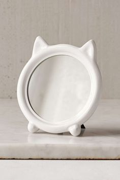 Shop Tabletop Cat Mirror at Urban Outfitters today. Cat Gifts, Cat Lover Gifts, Cat Lovers, Lovers Gift, Crazy Cat Lady, Crazy Cats, I Love Cats, Cool Cats, Mirrors Urban Outfitters
