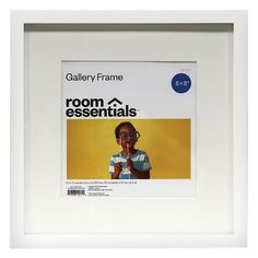 Art display ideas on pinterest white frames photo for 8x8 room design