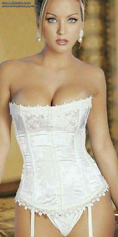 white sensual