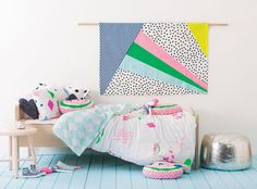 Kids' Rooms Inspired by the 80's - Kids Interiors