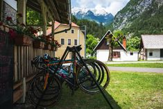 We stopped in the Soča Valley for a lazy lunch as everyone prepared themselves for what waited in the afternoon. Meeting New People, Lazy, The Good Place, Cycling, Lunch, Travel, Biking, Viajes, Bicycling
