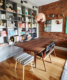 How To Make Your Place Look AWESOME #refinery29  http://www.refinery29.com/ideas-for-small-space-living
