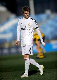 Say hello to Martin Odegaard ;)