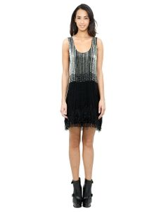 Women's Apparel | Women's Apparel | Gatsby Beaded Feather Shift Dress | Lord and Taylor
