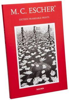 M.C. Escher Poster Box