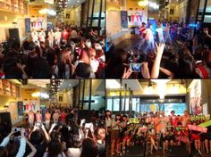 A-Prince holds surprise showcase in Gangnam