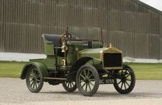 1908 Clyde 8/10HP Silent Light Roadster - Clyde was an automobile manufacturer…