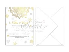 Προσκλητήρια γάμου, χριστουγεννιάτικο προσκλητήριο, annassecret, Χειροποιητες μπομπονιερες γαμου, Χειροποιητες μπομπονιερες βαπτισης Event Design, Bullet Journal